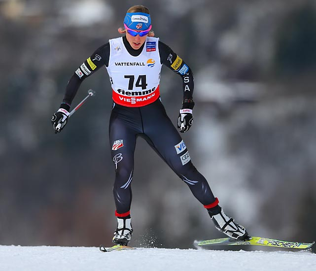 No U.S. athlete has won an Olympic gold in cross-country skiing, but 31-year-old Alaskan Kikkan Randall could be the first. Randall leads a strong U.S. squad in the team sprint and should vie for gold in the individual sprint.