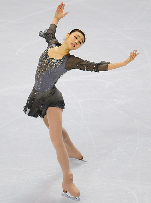 The reigning champion in ladies figure skating, Kim Yu-na took two years off, working as a television host and product endorser. She came back to win the world title last year and is now trying to rebound from an injury to her right foot. If healthy, she's a favorite again.