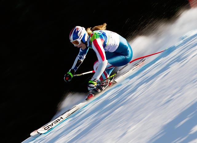 With four overall world cup titles and an Olympic gold medal on her resume, Vonn is always a contender, even at 29. She has spent the last year recovering from a devastating injury at the world championships last year, when she tore her MCL and ACL in her right knee.