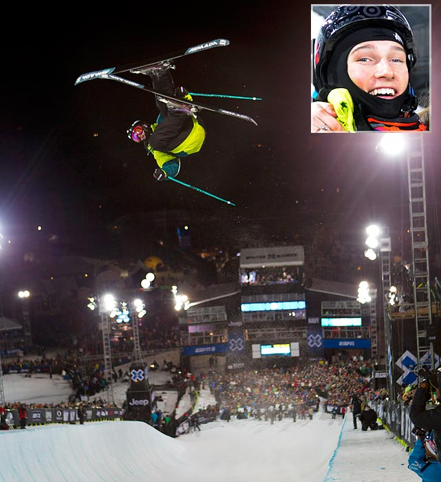 Torin Yater-Wallace became the youngest medalist in Winter X Games history when he won silver in the Superpipe at 15 in 2011. The emerging star also landed the first switch 1800 in competition later that season.