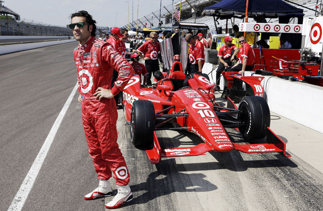 Four-time IndyCar champion Dario Franchitti has been the face of the series since a stint in NASCAR.
