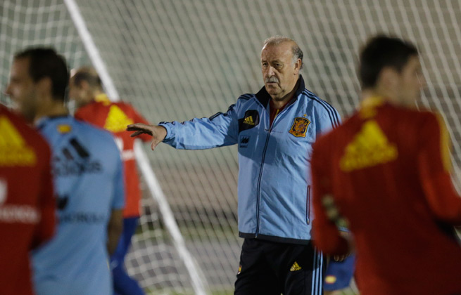 Spain manager Vicente del Bosque signed a two-year extension that will see him guide La Furia Roja through the 2016 European Championship.