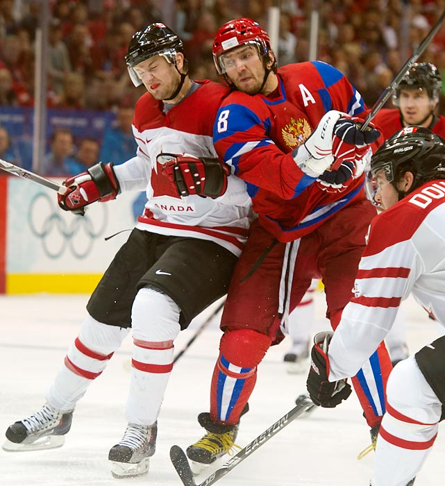 It is decades since the once mighty Soviet juggernaut existed, but no medal would mean more to the Olympic hosts than a gold in men's ice hockey. At some point in the medal round, the once powerful Russians will likely tangle with Canada, which has won gold medals in two of the last three Olympics.