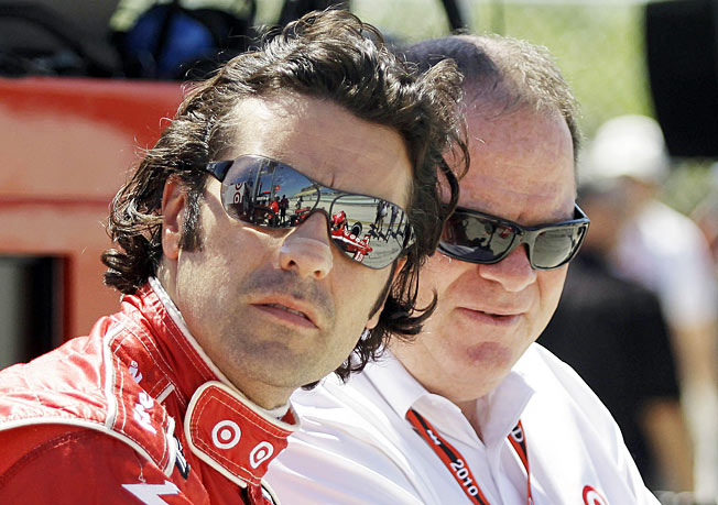With Dario Franchitti forced to retire, Chip Ganassi must find a driver for the iconic No. 10 Target car.