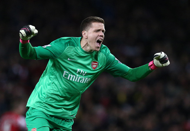 Arsenal goalkeeper Wojciech Szczesny will be remaining at the Emirates Stadium for the foreseeable future after inking a new long-term deal with the club.