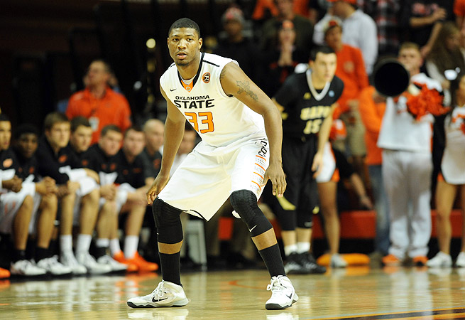 Marcus Smart and his Cowboys face their first true test against Memphis.