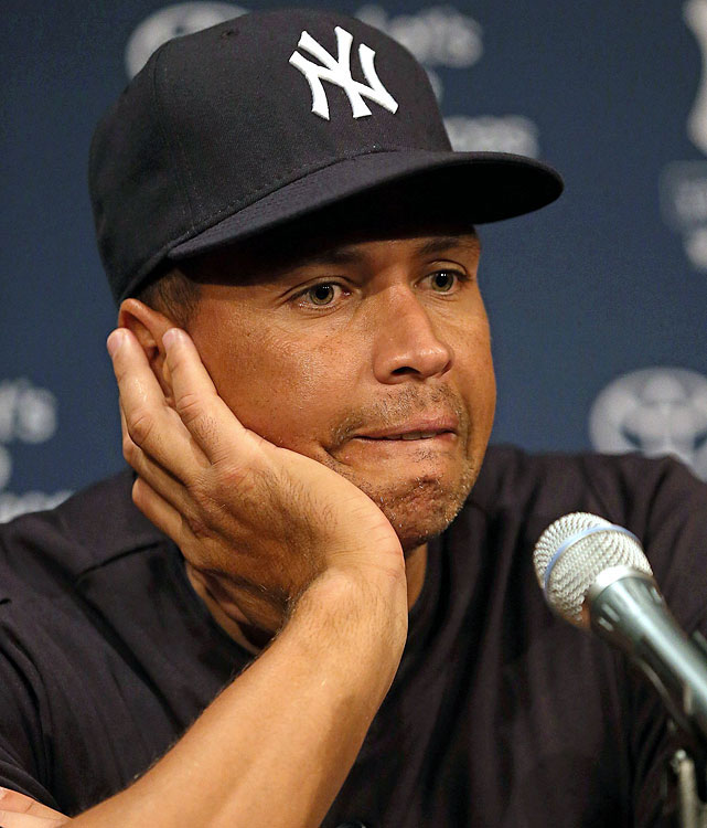 When word got out that MLB was targeting a dozen players who had connections with the Biogenesis Laboratory, one name stood out: Rodriguez. A-Rod had admitted to steroid use in the past, but he had reportedly been in MLB's crosshairs for suspected continuing use of performance-enhancing drugs. Though the other players in MLB's investigation all agreed to suspensions, Rodriguez refused to admit wrongdoing in exchange for lighter penalties. Thus, he was handed a 211-game suspension that would have covered the rest of 2013 as well as the entire 2014 season. Rodriguez appealed the suspension, and was able to play out the rest of 2013 while the appeals process dragged on. The legal battle has continued into the offseason, most recently with Rodriguez filing a suit against MLB alleging various improprieties in the way MLB obtained evidence to use against Rodriguez.