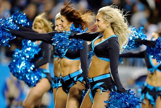 Nfl Cheerleaders  Week 11