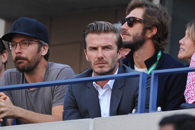 "David Beckham says he is ""very excited"" about the prospects of owning an MLS franchise in Miami."