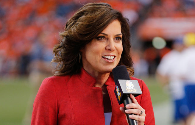 Michele Tafoya has demonstrated the influence sideline reporters have on Sunday Night Football.