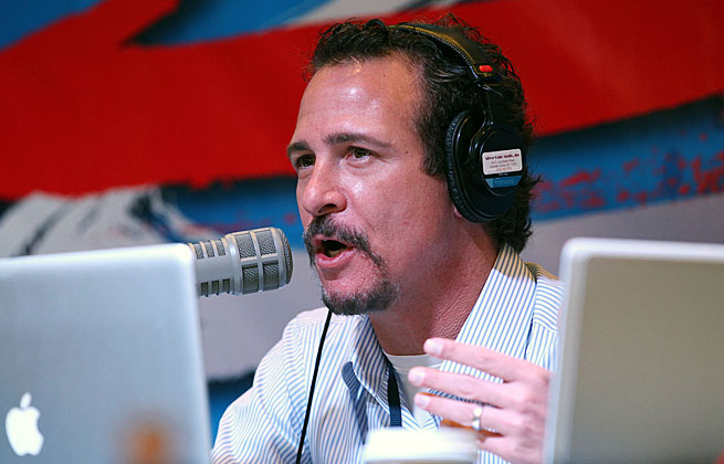 Jim Rome has given women opportunities to be opinion-makers, says journalist Amy K. Nelson.
