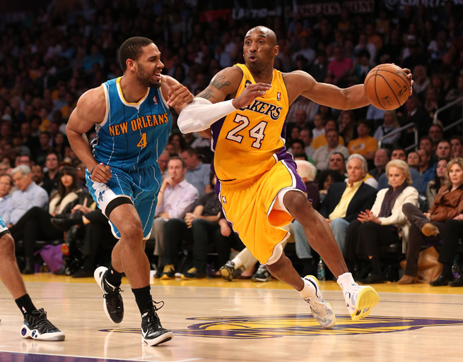 Kobe Bryant has signed on for two more years with the Lakers for $48 million.