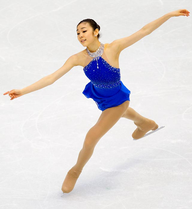 The most memorable face from a Winter Olympics often comes from the ladies' skating event that has produced the likes of Sonja Henie, Dorothy Hamill and Katarina Witt as champions. These days, the epitome of grace is also a test of dynamic athleticism with combination and high-revolution jumps to match the men.