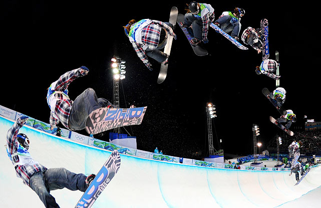 Once extreme, now popular across a broad range of followers, the event that gave snowboarding its luster is still the standard for flips, spins, grabs and revolutions that never seem to stop.