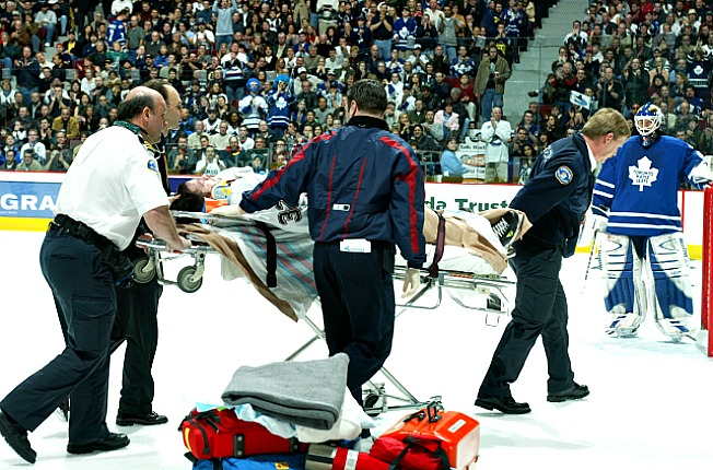 The NHL is facing a lawsuit about concussions like the one that cost the NFL 785 million dollars.