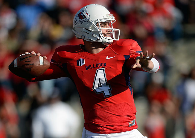 Behind quarterback Derek Carr, Fresno State is undefeated in 2013, but the Bulldogs lack quality wins.