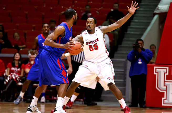 J.J. Richardson transferred to Houston after two seasons with the Pittsburgh Panthers.