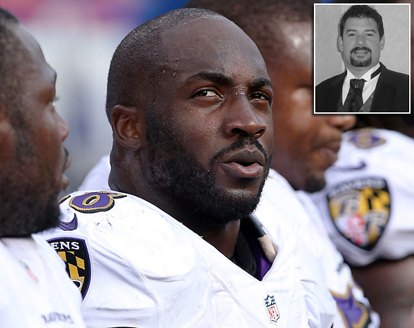 The former agent (inset) of former Broncos linebacker Elvis Dumervil blew his client's contract renegotiation with Denver when he faxed in the paperwork six minutes after a league-imposed deadline. Dumervil fired Magid, hired Tom Condon, and shortly thereafter signed with Baltimore for less money than he would have made in Denver.