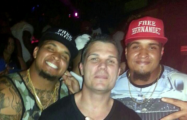 "The brothers, offensive linemen for the Steelers and Dolphins, respectively, were photographed on their birthday wearing hats that read ""Free Hernandez"" in support of their Florida teammate and accused murderer Aaron Hernandez. They chose ... poorly."