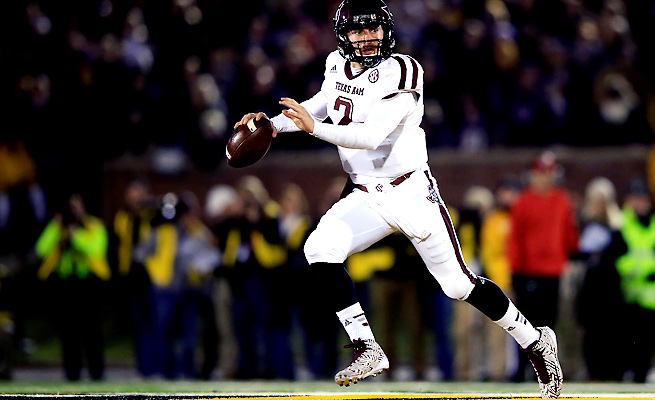 Texas A&M has dropped two straight, but Johnny Manziel still makes the Aggies an appealing bowl pick.