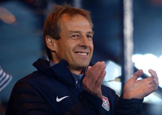U.S. manager Jurgen Klinsmann will guide the Americans against fellow World Cup participant South Korea in a friendly on Feb. 1 at StubHub Center in Carson, Calif.