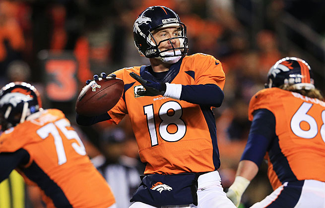 Peyton Manning wasn't a first-round pick in most fantasy leagues, but he played like one this season.