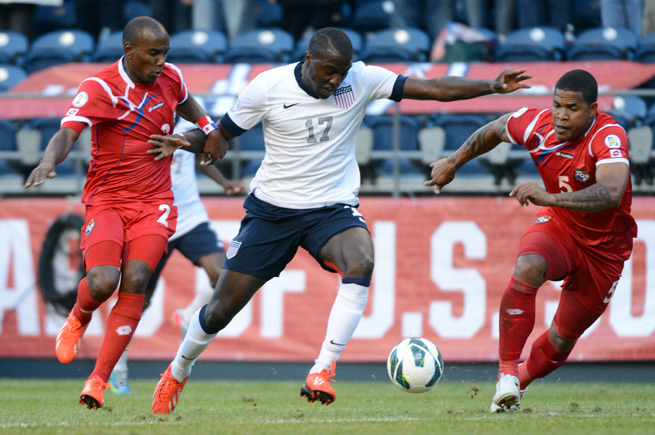 Jozy Altidore captured Futbol de Primera's U.S. Player of the Year honors, besting Michael Bradley and Landon Donovan.