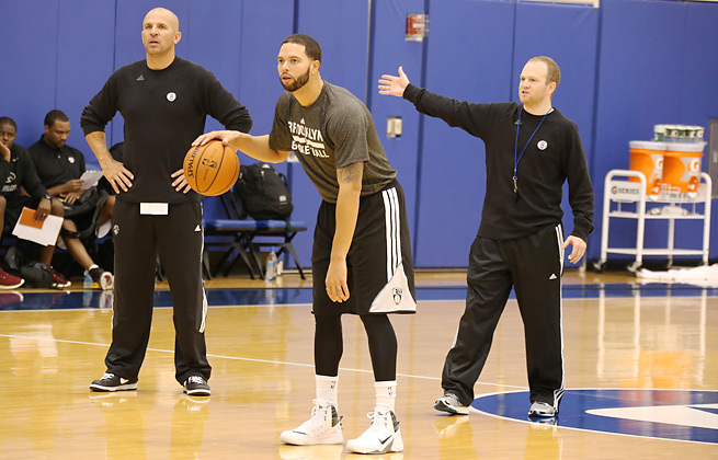 A difference in approach and philosophy led to Jason Kidd's decision to reassign Lawrence Frank.