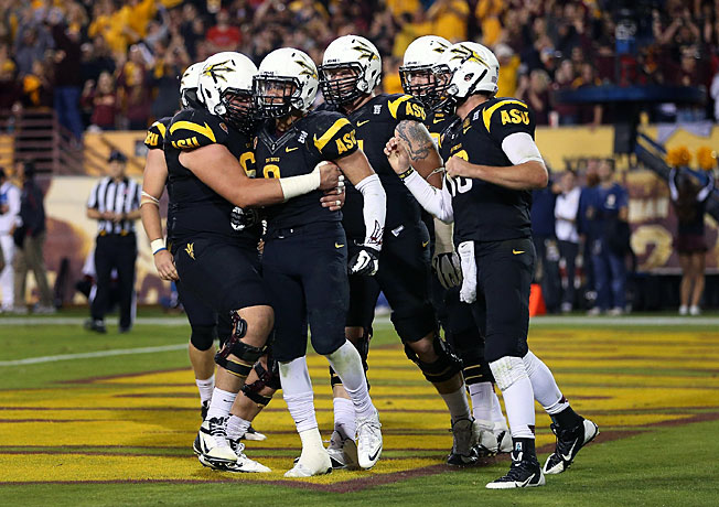 Arizona State has already played one of the nation's toughest schedules heading into this week's game.