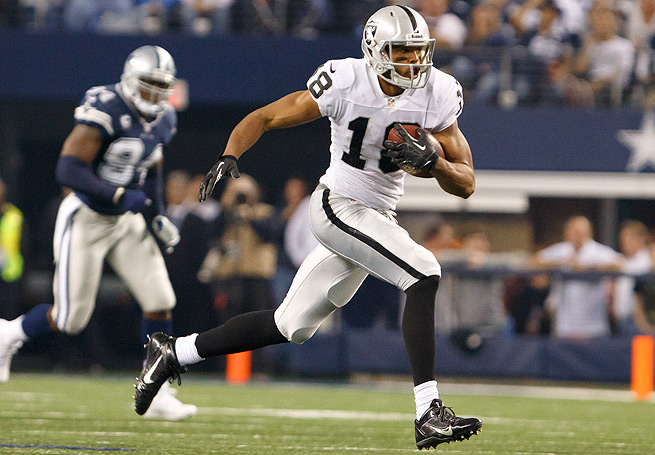 Andre Holmes ran away for 136 yards against Dallas, but don't expect that kind of production regularly.