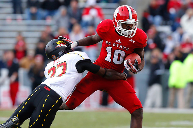 Coach Dave Doeren has indefinitely suspended running back Shadrach Thornton for misdemeanor drug charges.