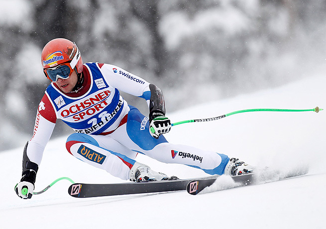 Patrick Kueng garnered his first World Cup victory after topping the field at Beaver Creek.