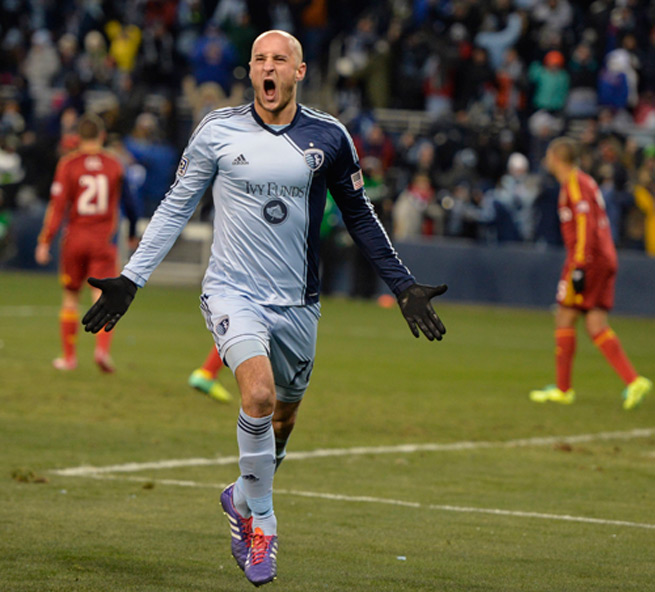Aurelien Collin scored a 76th-minute equalizer and made his penalty in the shootout to win MLS Cup MVP honors.