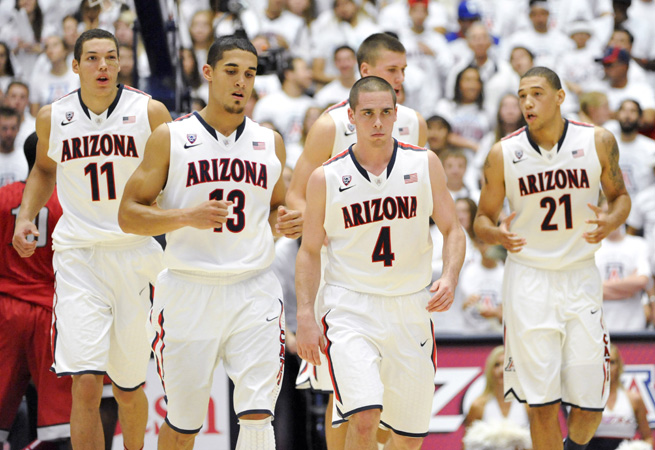 Arizona has featured the most balanced roster of any team in college basketball.