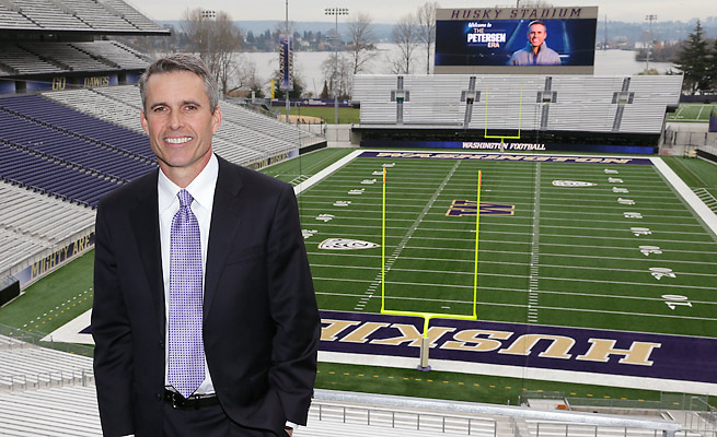 Chris Petersen took the Washington job after turning down many other jobs while at Boise State.