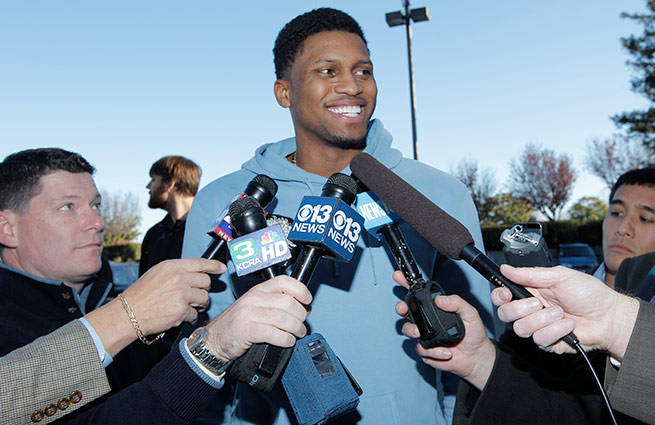 Rudy Gay's arrival in Sacramento marks yet another talented East player migrating to the West.