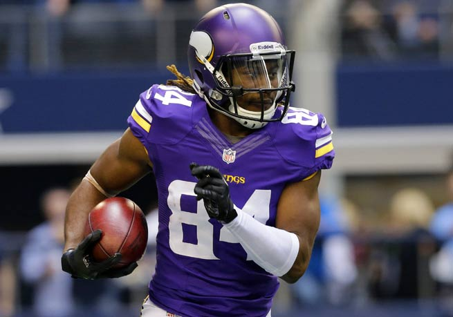 Surprisingly, Cordarrelle Patterson is still available in leagues, with the fantasy playoffs in full swing.