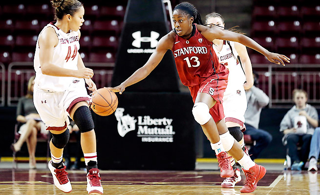 Stanford forward Chiney Ogwumike is the likely No. 1 pick in 2014 WNBA Draft.