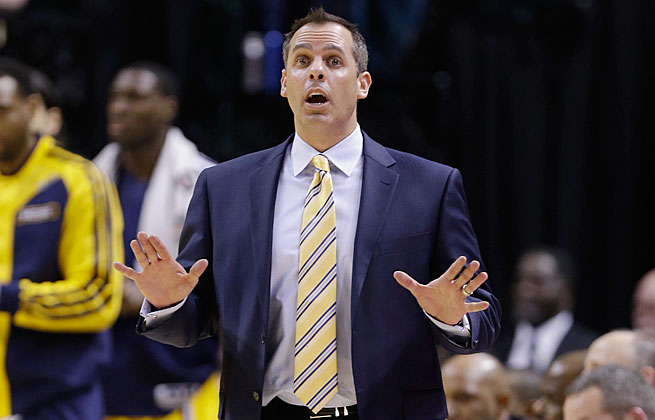 Frank Vogel's role in developing his players has generated a fierce loyalty in Indiana's locker room.