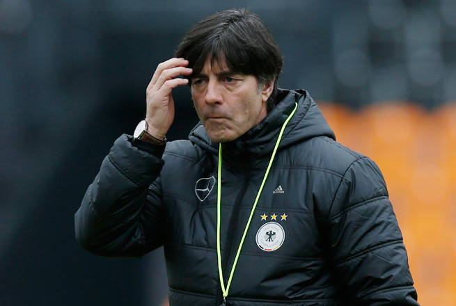 Germany manager Joachim Low will have his side stationed at a newly built base in Bahia to allow for short flights at the World Cup.