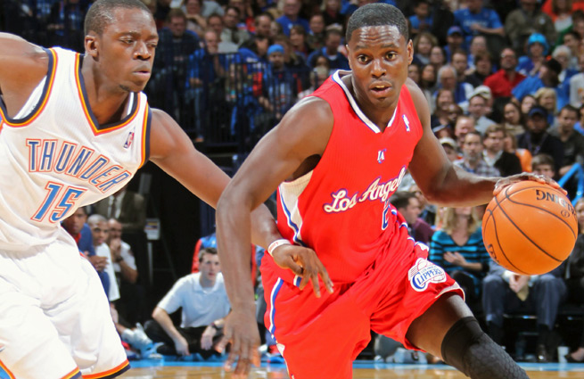Darren Collison is averaging 7.3 points off the bench for the Clippers, who he joined this offseason.