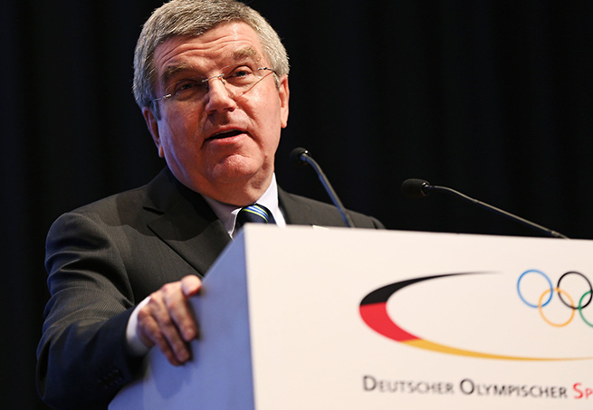 IOC President Thomas Bach has made fighting corruption one of his top goals.