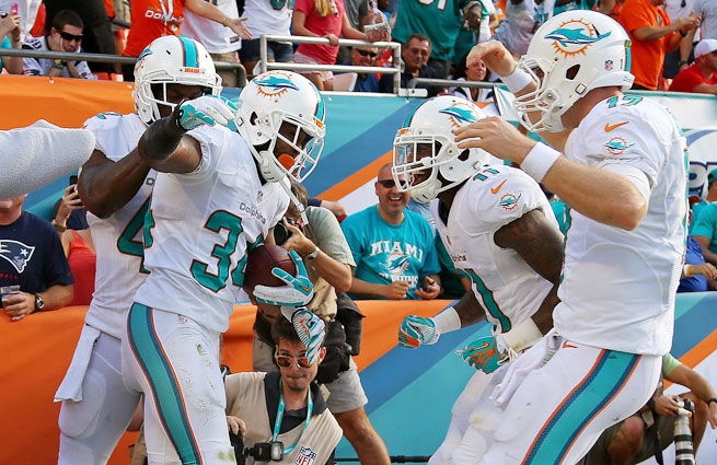 Now 8-6, the Dolphins are in good shape to secure their first winning season and playoff trip since 2008.