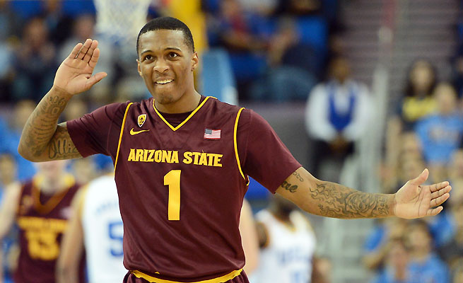 "Jahii Carson has become so popular at Arizona State that fans have a holy nickname for him: ""Jahiisus."""