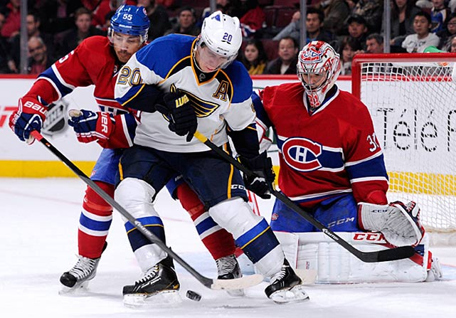 Oh, how the Maple Leafs would like to have this one back. Toronto gave up on the superb two-way forward when he was a struggling 24-year old and traded him to St. Louis with Carlo Colaiacovo for Lee Stempniak in Nov. 2008. Though his scoring pace has slowed a bit, the son of Swedish former NHLer Thomas Steen still has 22 goals, second only to another Alex -- Ovechkin -- and has been among the top 10 in scoring since the first two weeks of the season. Steen will be an unrestricted free agent at the end of the season, so there is added incentive for him to up his play. -- <italics>Brian Cazeneuve</italics> <bold>The 10 Worst NHL Player Surprises</bold>