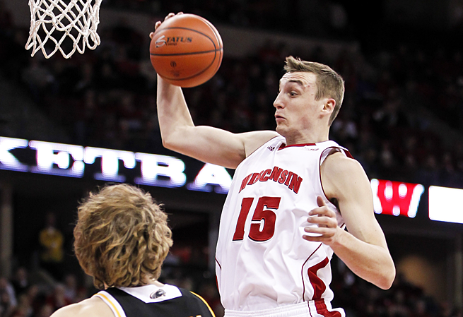 Sam Dekker and Wisconsin have one of the nation's most impressive non-conference resumes.