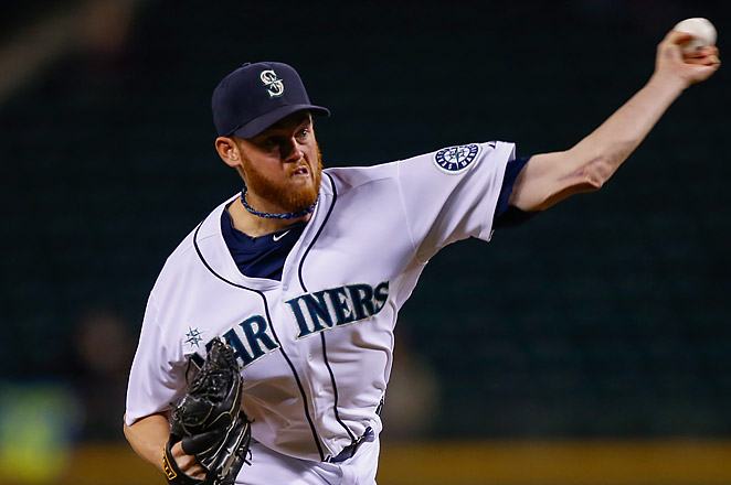 Furbush has spent parts of three seasons with Seattle. He was acquired in a trade with Detroit in July 2011.