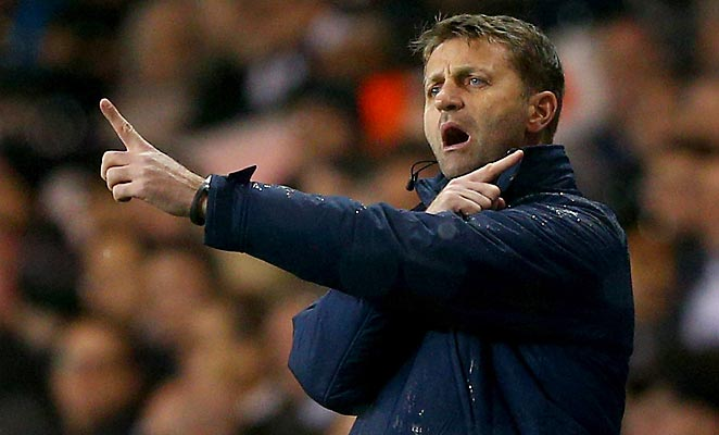 Spurs caretaker manager Tim Sherwood doesn't know which way Tottenham will go with a new hire.