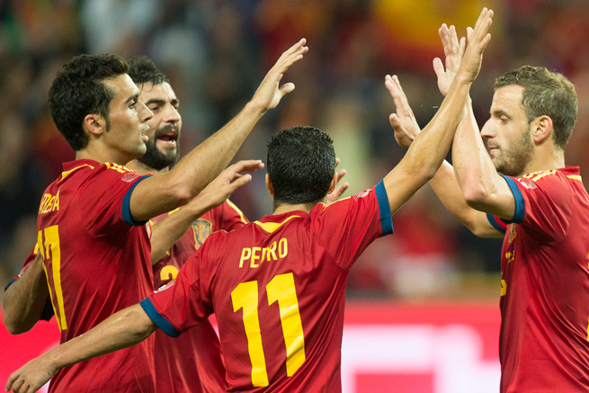 Spain concludes its sixth straight year sitting atop the FIFA world rankings.