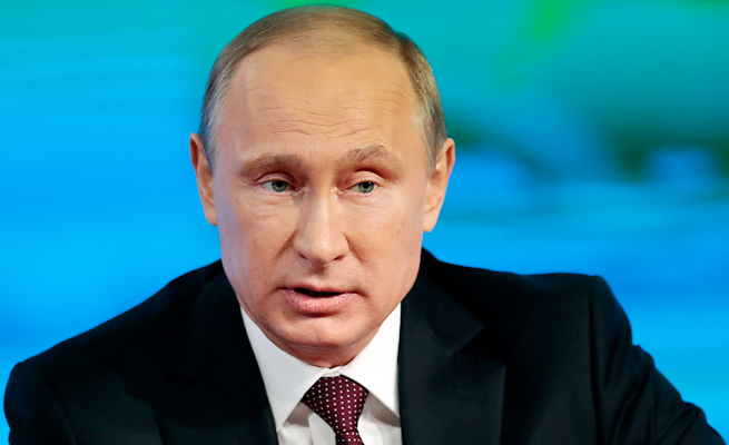 "Vladimir Putin said the most important thing was ""the creation of equal terms for all athletes.''"